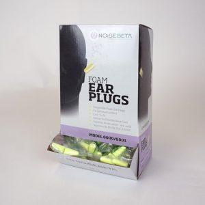 Disposable-Ear-Plugs-Betafit-6000-Box-200