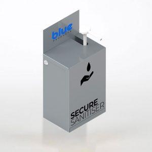 Secure-Lockable-Wall-Mounted-Sanitiser-Dispenser