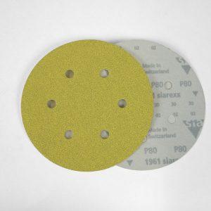 Sia-6-hole-150mm-sanding-discs-velcro