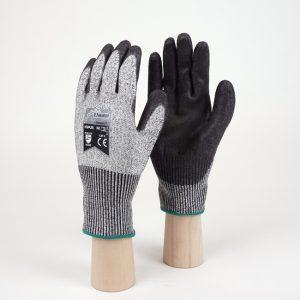 Black-PU-Nitrile-Cut-Resistant-Assembly-Gloves