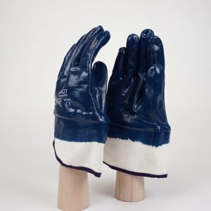 Blue-Nitrile-Dipped-Safety-Cuff-Gloves-G13035