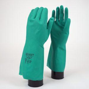 Nitrile-Flock-Lined-Chemical-Resistant-Gloves