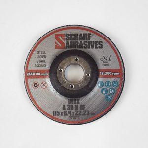Scharf-Inox-Metal-Grinding-Discs